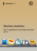 2012 Election statistics