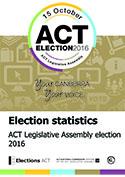 2016 Election statistics