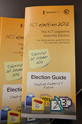 Photo - election guide