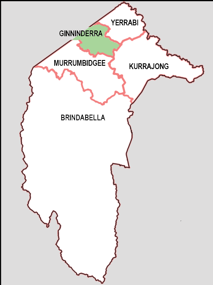2016 ACT electorates image - Ginninderra