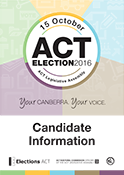 Candidate Information 2012